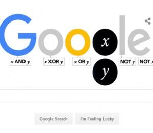 Google George Boole