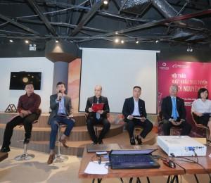 Toạ đàm _Chương trình 1000 doanh nghiệp xuất khẩu trực tuyến tiên phong_